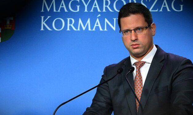 Gulyás Gergely elmondta: Magyarország erre költi a legtöbbet a helyreállítási alapból