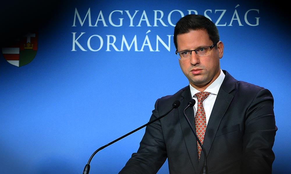 Budapestért felelős minisztériumról is beszéltek a Kormányinfón