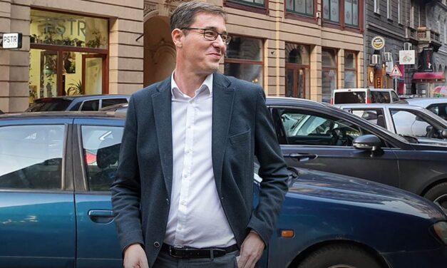 Erre számíthatnak az autósok az új főpolgármestertől – Itt a dugódíj kérdése is!