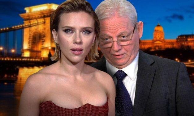 Hoppá! Közleményt adott ki a világsztár színésznő Tarlós Istvánnal történt találkozásáról