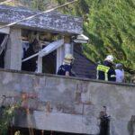 Gázrobbanás Solymáron! A súlyos égési sérült miatt mentőhelikopter érkezett