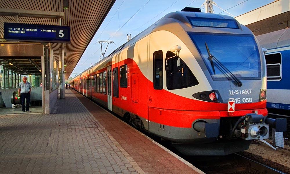Hét perc alatt eljuthatsz Újpestről Újpalotára, új vonatot indítanak egy olyan vágányon, ahol eddig csak tehervonatok jártak