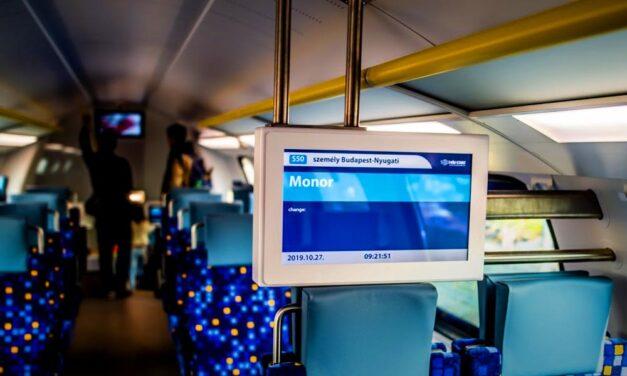 Így változik a hosszú hétvégén a vasúti közlekedési rend