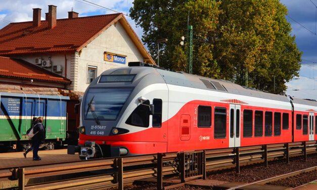 Baj van a MÁV-nál: több elővárosi vonatot töröltek