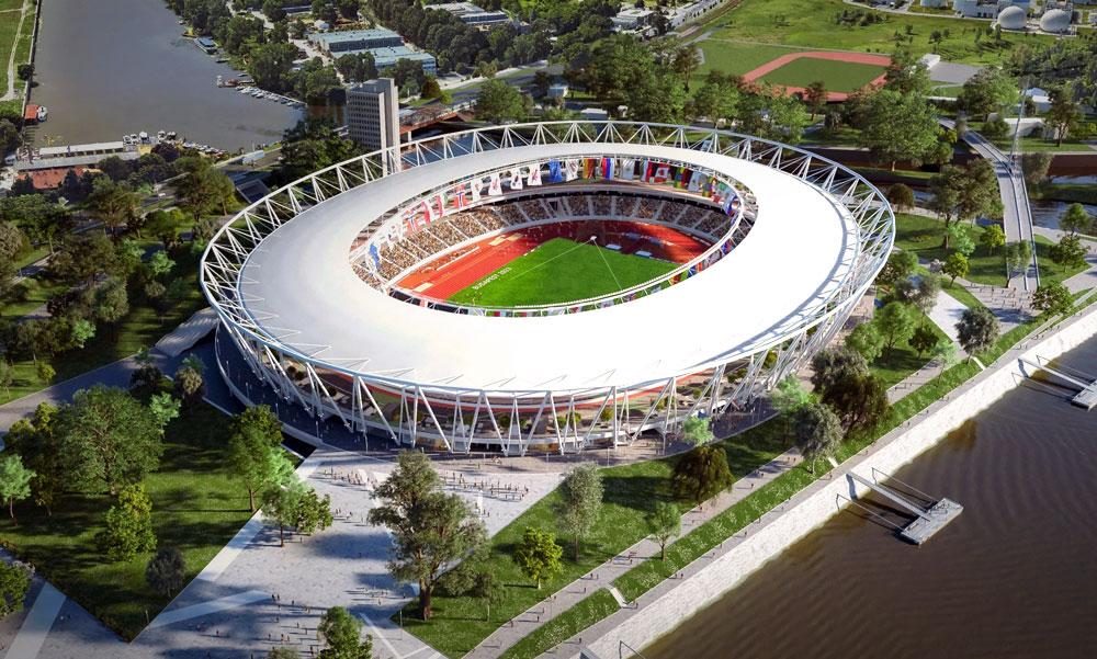 Dunakeszin épüljön fel az új atlétikai stadion, ha nem kell Budapestnek!