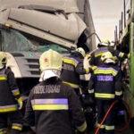 Súlyos baleset az M1-esen
