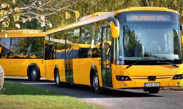 503 új buszt állít forgalomba a Volánbusz – Itt fognak majd közlekedni