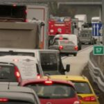 Teljes útzár az M0-áson: több órán keresztül is állhat a forgalom
