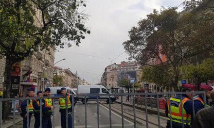 Kiakadt a főpolgármester az Erdogan látogatása miatti lezárásokon