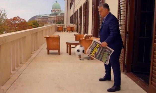 Nem hiszed el, ha nem látod! Orbán Viktor szokatlan módon várta a Puskás Aréna megnyitóját
