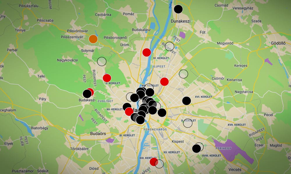 Az agglomerációs iskoláknál is megmérte a levegő szennyezettségét a Greenpeace, Budapestről kitiltanák a dízeleket