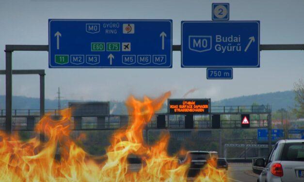Újra fellobban az M0-ás budai szakaszát akarók tüze