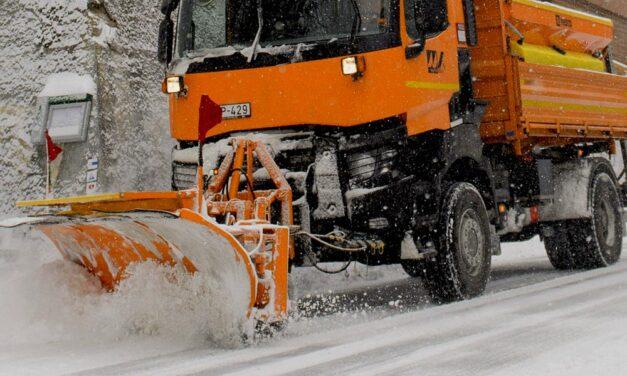 A havazás miatt forgalomkorlátozásokat vezettek be az agglomerációban