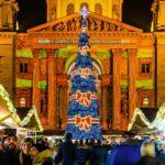 Európa legszebbje lett a Bazilika előtti karácsonyi vásár