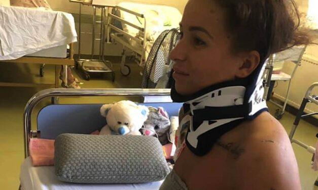 Csodálatos gyógyulni akarás: Hajni nem törődött bele, hogy az autóbalesetben deréktól lefelé lebénult