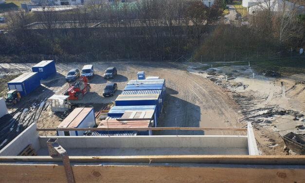 Tragédia: meghalt egy munkás, mert véletlenül beindult az ipari betonkeverő