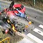Autósnak csapódott a motoros – Tragikus baleset szomorú tanulságokkal