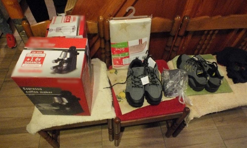 Rendszeresen loptak az eladók a budaörsi bevásárlóközpontból