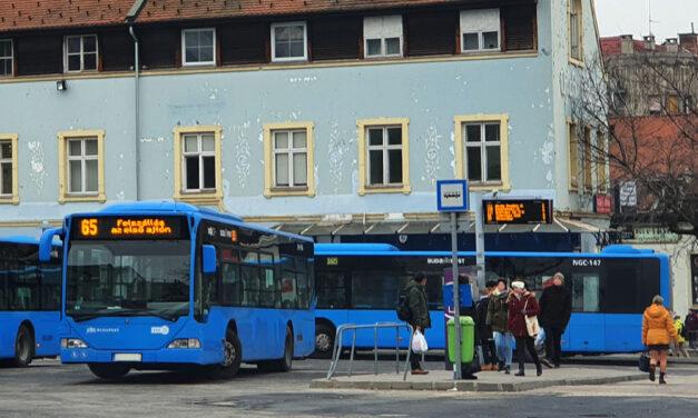 Szuperhatékony fertőtlenítőt tesztelnek a BKV buszokon