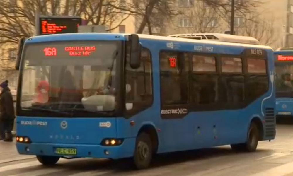 Ellepik az elektromos buszok Budapestet, de ki fizeti a milliárdos számlát?