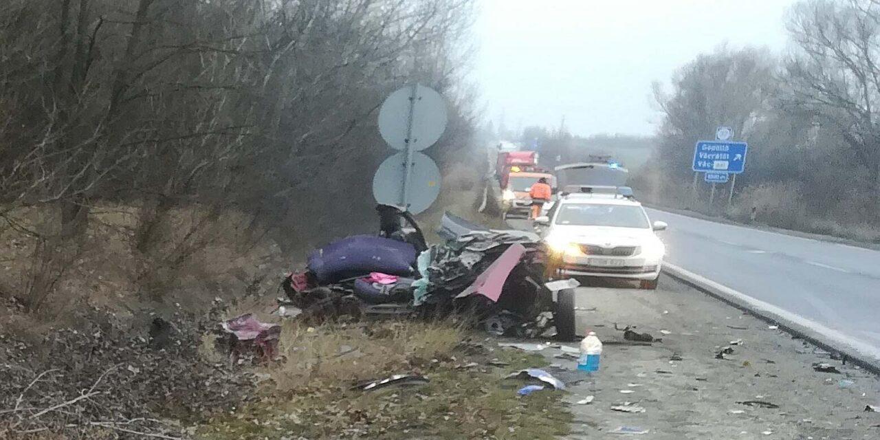 M2-es baleset: férje indult el megkeresni az ötgyermekes asszonyt, a helyszínen szembesült a tragédiával