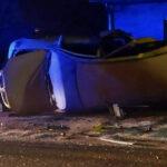 Száguldozás az utcán: csúnyán becsapódott egy autós Szigethalmon