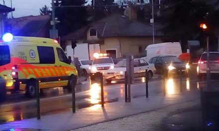 Két baleset is történt Budakalászon – torlódás van a környéken
