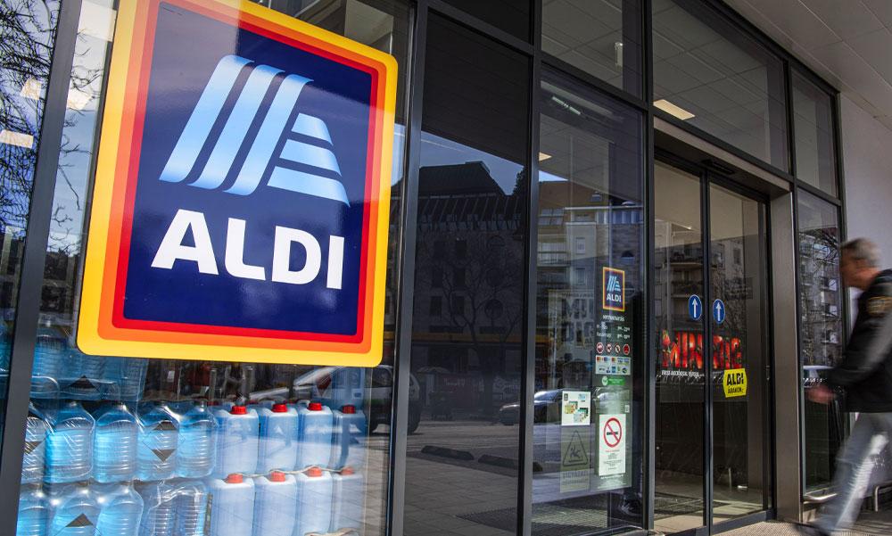 Változnak az Aldi áruházak nyitvatartásai