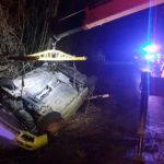 Csúnya baleset Budakeszi és Telki közötti úton