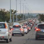 Súlyos baleset az M3-as autópályán: óriási dugó van