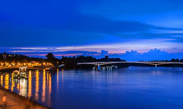 """""""Miért kell 6 éve tökölni?"""" – Döntésképtelenségről beszélnek Szentendrén az EuroVeló híd miatt"""