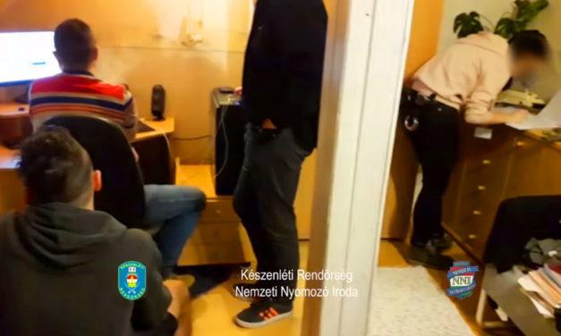 Álhíreket terjesztő, pofátlan zugújságírókra csaptak le a rendőrök
