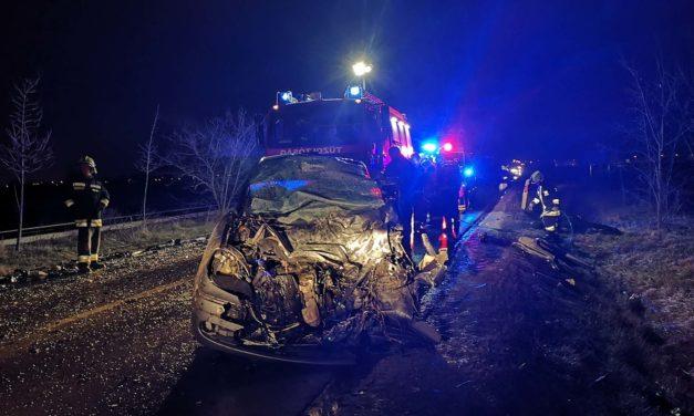 Halálos baleset Vácnál: egy 44 éves nő vesztette életét