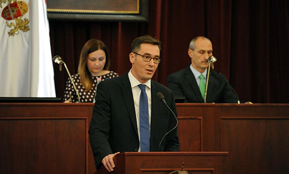 Főpolgármester: Semmiféle zsarolást nem fogad el a kormánytól a főváros