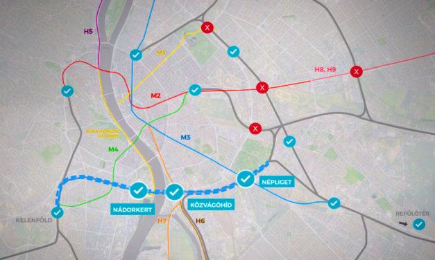 Kellemetlen lesz az építése, de Vitézy Dávidék a Budapest és környékén élők érdekeit képviselik a Déli Körvasút fejlesztése kapcsán
