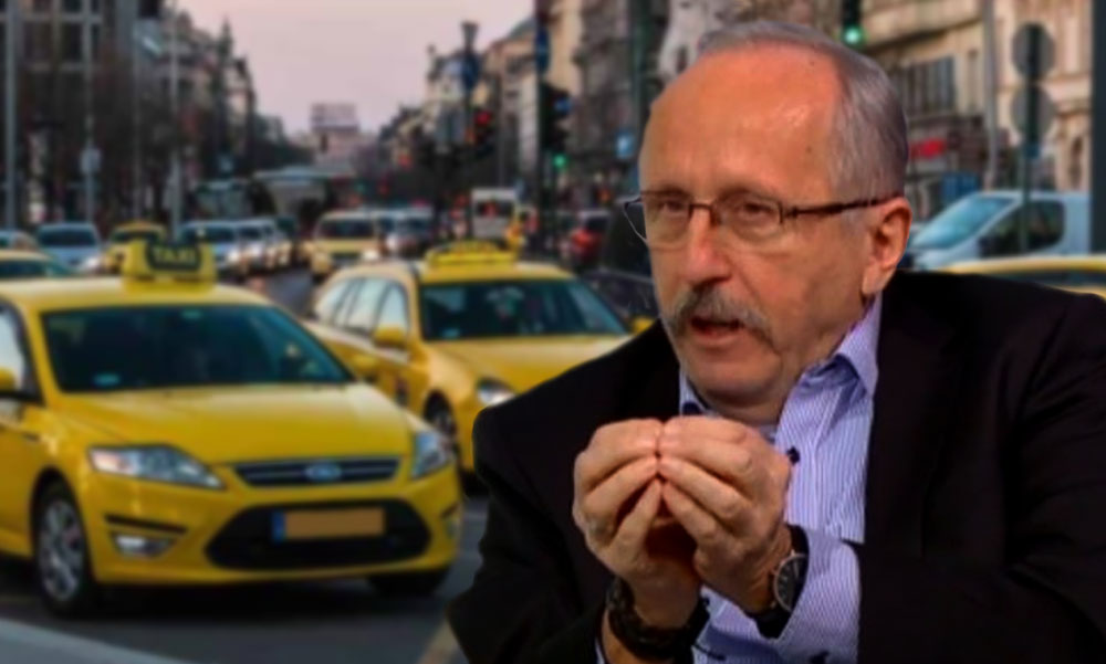 Büntetést kaphat az a taxis, aki hangosan hallgatja a rádióját Erzsébetvárosban