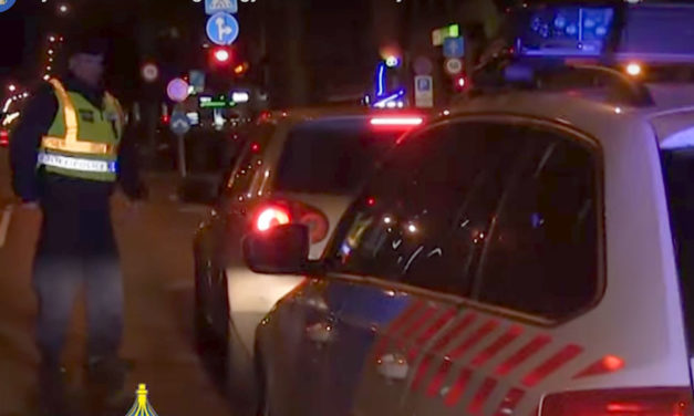 Hatalmas rendőrségi razzia volt Budapest egy részén, az autósok meglepődtek
