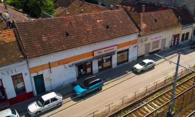 Bevásárlóközpontot álmodott a soroksári polgármester saját ingatlana helyére