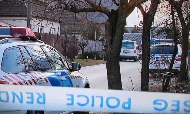 Megölte 91 éves édesanyját, majd a vadászpuskájával magával is végzett a férfi a 17. kerületi házban