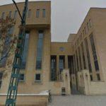 Szélvihar: az Uzsoki kórházra raádőlt egy fa