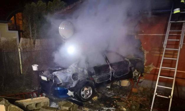 A drogos autós becsapódott a házba, tönkre tette egy élet munkáját