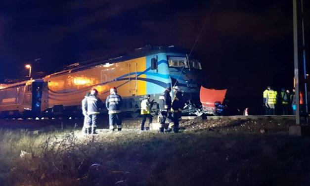 Pár napja vette autóját az a férfi, akinek kocsiját két vonat is  széttrancsírozta Vecsésen