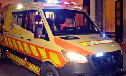 Hasi görcsök miatt riasztotta a mentőket egy zsámbéki nő, szülés lett a vége
