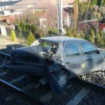 Autóval ütközött a HÉV Szigetszentmiklósnál