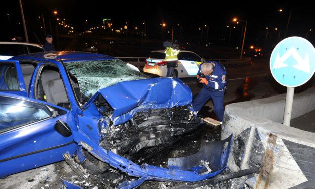 Halálos baleset a Kacsóh Pongrác úti felüljárón