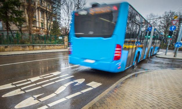 Nem érdemes kockáztatni: a buszsáv a buszoké sok száz bírságot osztottak ki