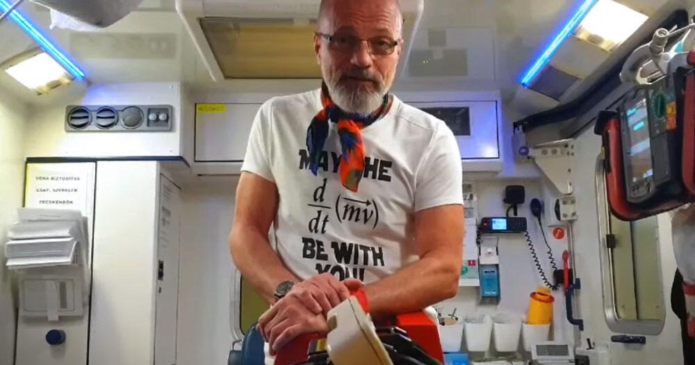 """Zacher Gábor: """"A járvány alatt erősödtek a függőségek, több lett az alkoholbeteg és a gyógyszerfüggő Magyarországon"""""""