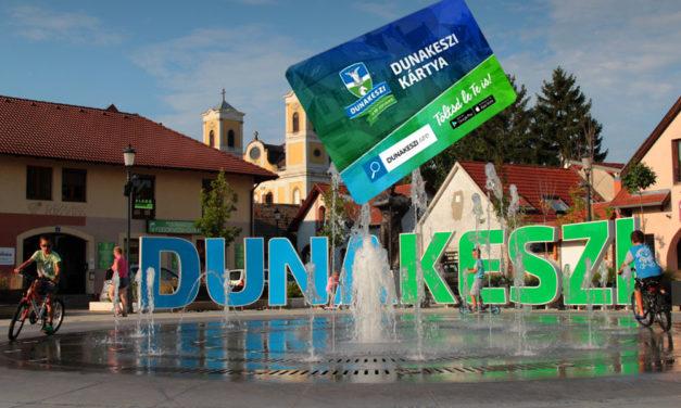 Dunakeszi ismét megelőzi az agglomerációs városokat, most egy kártyával rukkolnak elő