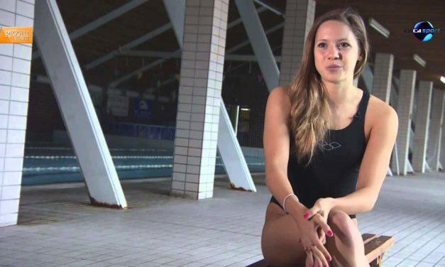 Koronavírussal fertőződött Kapás Boglárka, világbajnok úszó