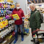 Megmarad az idősek vásárlási sávja